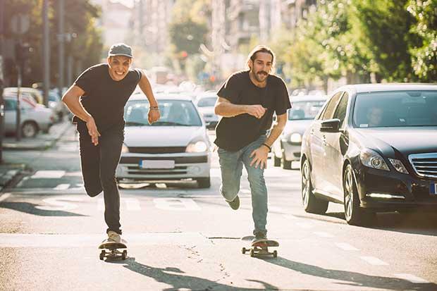 why is skateboarding so popular